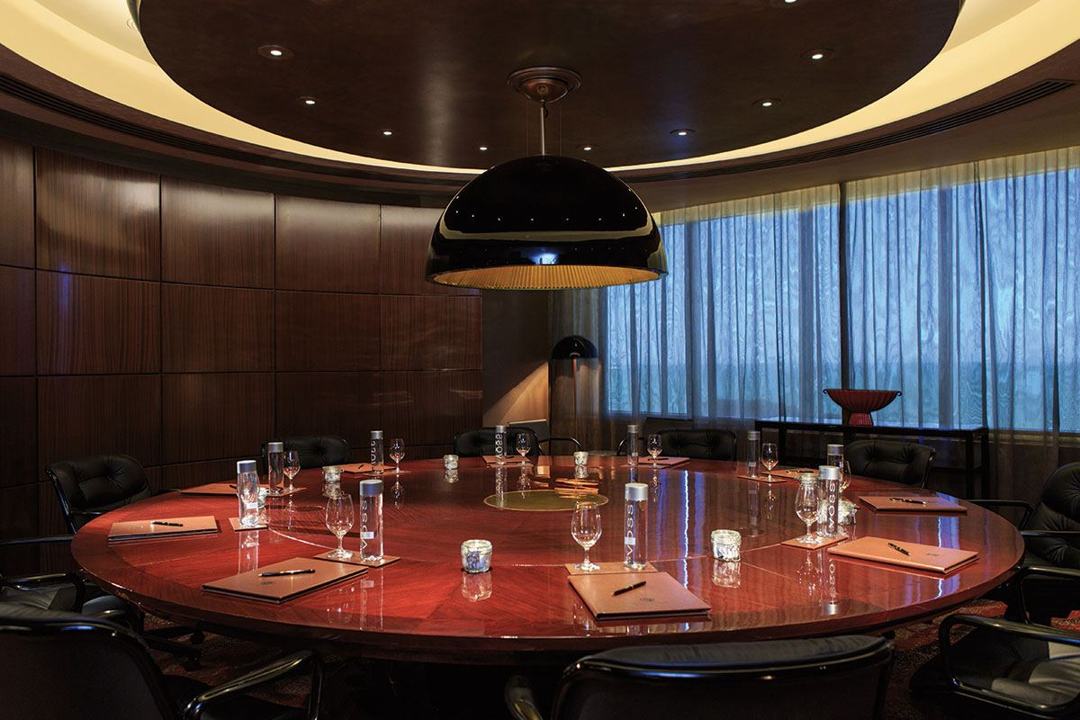 The John Berwind Boardroom