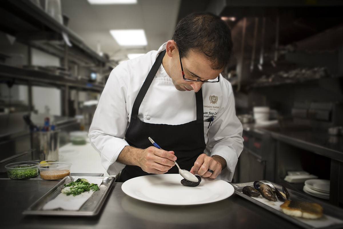 chef at 1919 restaurants in puerto rico