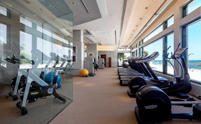 Stay Fit with the Condado Hotel's Spa & Fitness Services in San Juan, Puerto Rico
