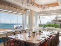 Ola restaurant ocean view seating
