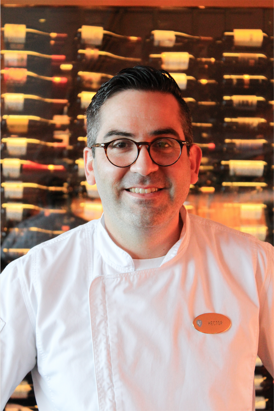 Hector Llompart Pastry Chef